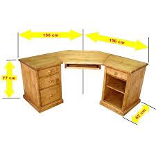 bureau d angle en bois massif bureau dangle informatique en bois massif masculinidadesbolivia info
