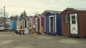 seattle u0027s tiny house villages a concern consultant city hired