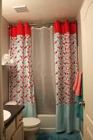 Curtains Pottery Barn by Shower Curtains Teen Shower Curtain Bathroom Decoration
