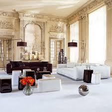 Ancien Interior With Modern Furnishings Classical French - Classic modern interior design
