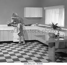 1960s kitchen britain stock photos u0026 1960s kitchen britain stock