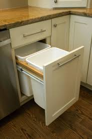 Kitchen Cabinet Garbage Drawer 35 Best Storage Solutions By Cliqstudios Images On Pinterest
