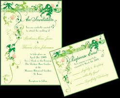 wedding invitations floral wedding invitations at bunchesdirect