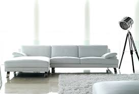 White Leather Tufted Sofa by Chaise Lounge Contemporary White Leather Chaise Lounge White