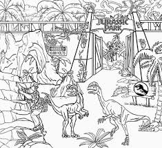 jurassic world coloring pages free printing 27 free printable