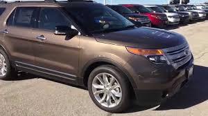 Ford Explorer Xlt 2015 - fgb01724 2015 ford explorer xlt caribou patriotford youtube