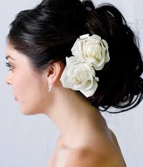 flowers for hair flowers for your bridal hairstyle wedding planning
