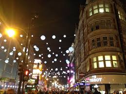the 10 best london christmas lights cityfreudeblog