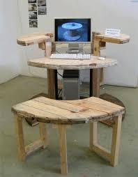 Cable Reel Chair Informe E Inspire Decor Ideias Para Reciclar Bobinas Carretel