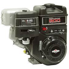 9 ft lb torque briggs engine w 6 1 gear reducer horizontal shaft