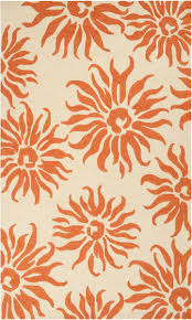 Orange Bathroom Rugs by 100 Burnt Orange Bathroom Rugs Cascade Ruffled Voile Shower