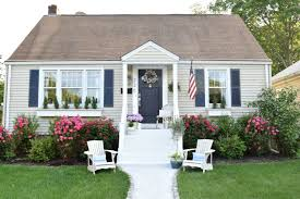 Curb Appeal Diy - summer home tour exterior reveal nesting with grace