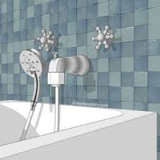 shower attachment for bathtub faucet handheld showerhead guide the basics homeability com
