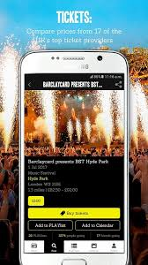 revl uk events u0026 ticket comparison android apps on google play