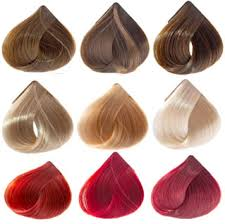Types Of Hair Colour by Tips On Recoloring Hair When Hair Dyeing Went Wrong