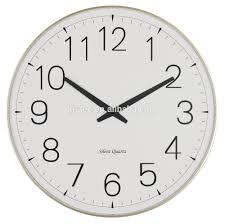 wall clocks antique home decorating super slim clocks buy silent