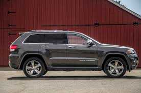 jeep grand cherokee 2016 2014 jeep grand cherokee v 6 and v 8 first tests truck trend