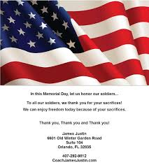 let u0027s honor our heroes on this memorial day