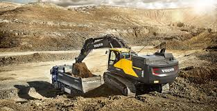 volvo web crawler excavators volvo construction equipment global