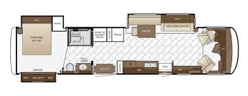 Front Living Room 5th Wheel Floor Plans Canyon Star Floor Plan Options Newmar