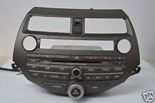 honda accord radio code ebay