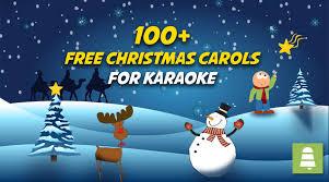 christmas carols for karaoke free mp3 download