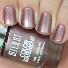 milani nail polish swatches nails gallery