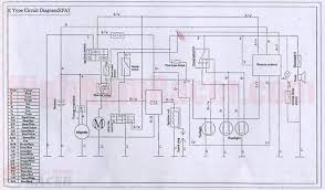chinese atv 110 wiring diagram only 0 00