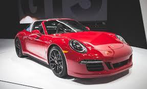porsche cayenne matte red 2016 porsche 911 targa 4 gts more power for the flip top u2013 news