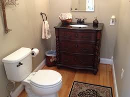 half bathroom ideas bathroom half ideas majesty dark brown finish
