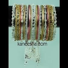 12 best indian fashion bangles zumki chunky ornaments images