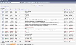 freeware download catalog defect log issue tracking templates free
