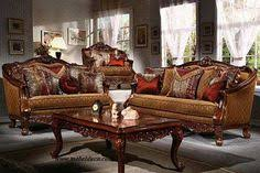 victorian sofa set designs red floral print sofa and loveseat traditional sofa set for the