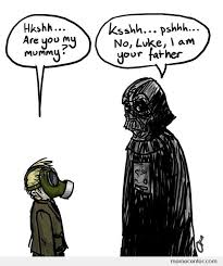 I Am Your Father Meme - no luke i am your father by ben meme center