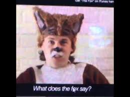 What Did The Fox Say Meme - what does the fox say ylvis foxbody mustang edition youtube
