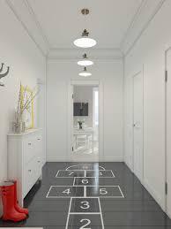 scandinavian interior design style original unusual leather and