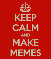 Make A Meme Poster - turn quotes into sharable art meme creation tools