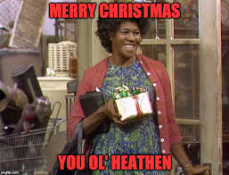Aunt Esther Meme - merry christmas from aunt esther imgflip