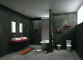 black and bathroom ideas tile bathroom black hexagon tiles for bathroom decor brown