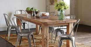 Wood Chairs For Dining Table Furniture Rustic Dining Tables Rustic Farmhouse Table Natural