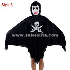 Ghost Costumes Halloween Pirate Ghost Clothes Horrible Sickle Ghost Costumes For