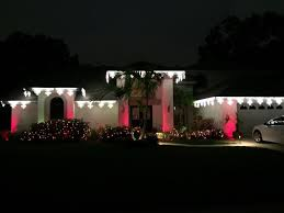 Colored Landscape Lighting Clearwater And Ta Bay Outdoor Lighting Enlivened For The