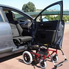 siege pivotant siège pivotant carony lenoir handi concept sièges de voiture et
