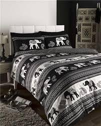 Super King Size Duvet Covers Uk Duvet Sets Boho Bedding Indian Ethnic U0026 Paisley Elephant Quilt