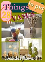 A Flower Vase Meg Made Creations Decorating With Vases Diy Home Decor 28