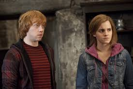 Hermione Granger In The 1st Movoe Rupert Grint Did Not Want To Kiss Emma Watson In U0027harry Potter