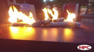 Firepit Logs Outdoor Pit Logs Peterson Real Fyre Parts Gas Dealers Steel
