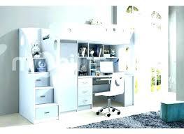 mezzanine ado bureau lit superpose combine inuit lit combine mezzanine bureau armoire