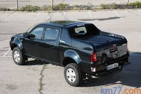 tata sumo modified car picker black tata xenon