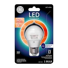 Ceiling Fan Light Bulbs Led by Ge Lighting 37946 Dimmable Led A15 Ceiling Fan Bulb With Medium